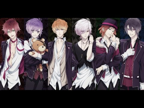 Diabolik Lovers AMV - Hot Like Me thumbnail