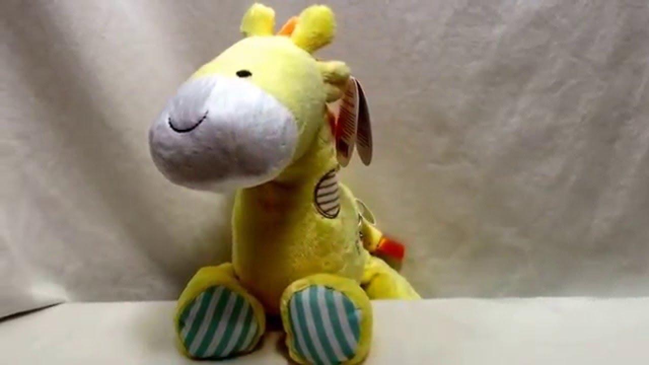 Carter S Musical Giraffe Youtube