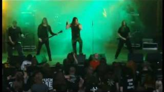 PATH OF GOLCONDA A Cannibal Crusade - live (Ragnarök)