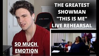 "The Greatest Showman - ""This is Me"" with Keala Settle (REACTION)"