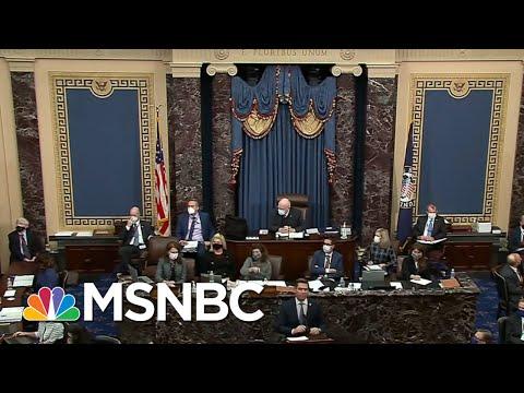 Harrowing New Audio Reveals Panic As Trump Mob Overran Capitol Police   Rachel Maddow   MSNBC