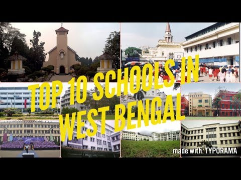 Top 10 Schools of West Bengal - Best Schools in Kolkata
