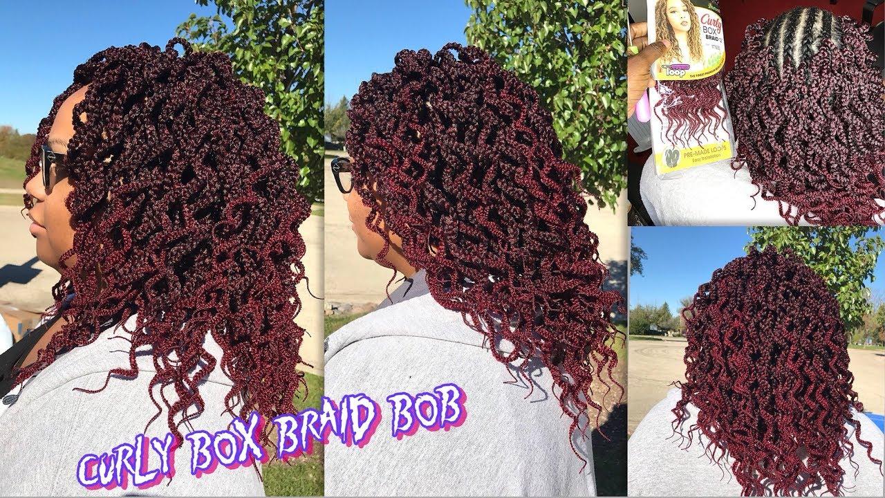 Urban Beauty Naturall Curly Box Braid 12 Quot Crochet Braids