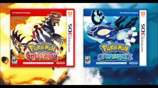 Pokémon Omega Ruby and Alpha Sapphire - Vs Gym Leader (Unofficial)