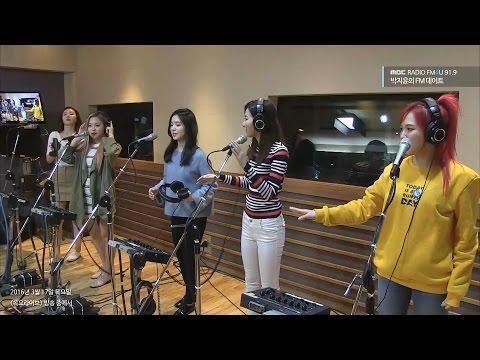 [Park Ji Yoon's FM Date] Red Velvet -One Of These Nights, 레드벨벳 - 7월 7일 [박지윤의 FM데이트]20160317