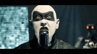 HÄMATOM feat  Compressorhead   Offline   Official Video