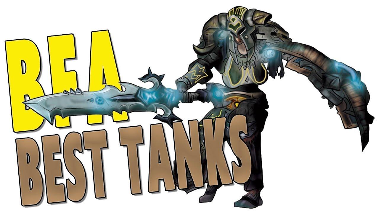 BfA 8 1 5 BEST TANK CLASS *RANKED* | Easiest Tank to Heal - Top