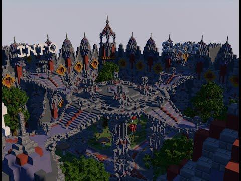 Minecraft build #7  Prison spawn