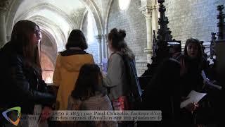 Visite des grandes orgues de Saint Lazare.