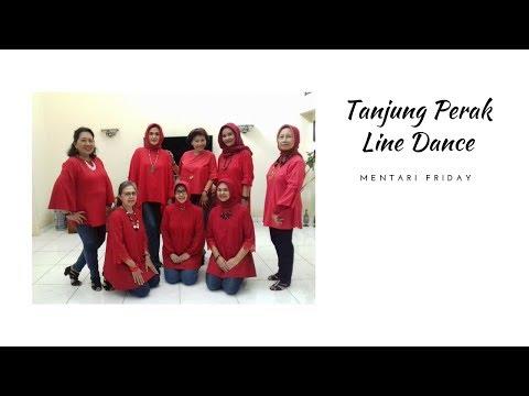 Tanjung Perak Line Dance - Mentari Friday