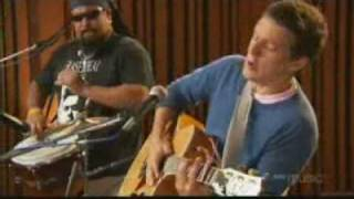 Jason Mraz I'm Yours (acoustic in-studio)
