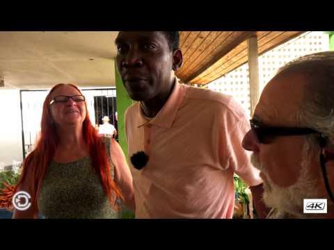 Roseau Market Dominica (Part 1)