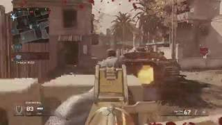 Modern Warfare Remastered Multiplayer Gameplay on Backlot  (COD4 MWR)
