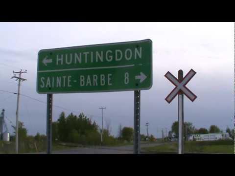 CSX B775 - Huntingdon Quebec