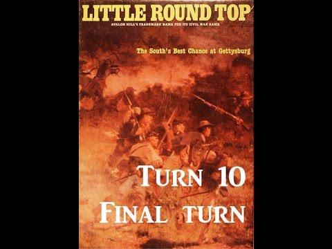"""""""Little Round Top"""" turn 10"""