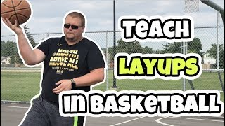 How To Teach Kids Layups in Basketball