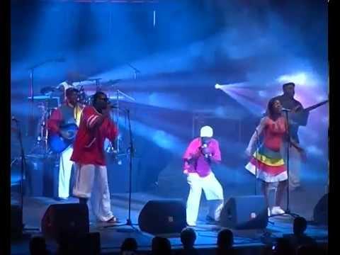 Mabulu Live in Lisbon 22.07.2005