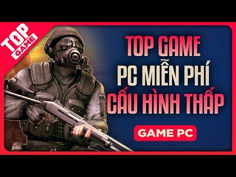 Top Game Hay Mà Miễn Phí Cho Máy Tính Cấu Hình Thấp 2020 | Phần 2