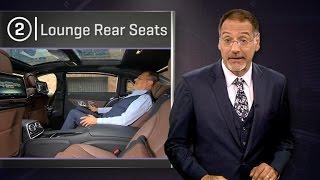 Top 5: Luxury car technologies