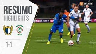 Highlights   Resumo: Famalicão 1-1 Marítimo (Liga 19/20 #17)