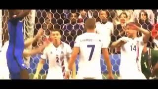 Résumé France - Islande (5-2) Euro 2016