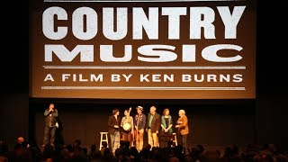 Ken Burns on the History of Country Music