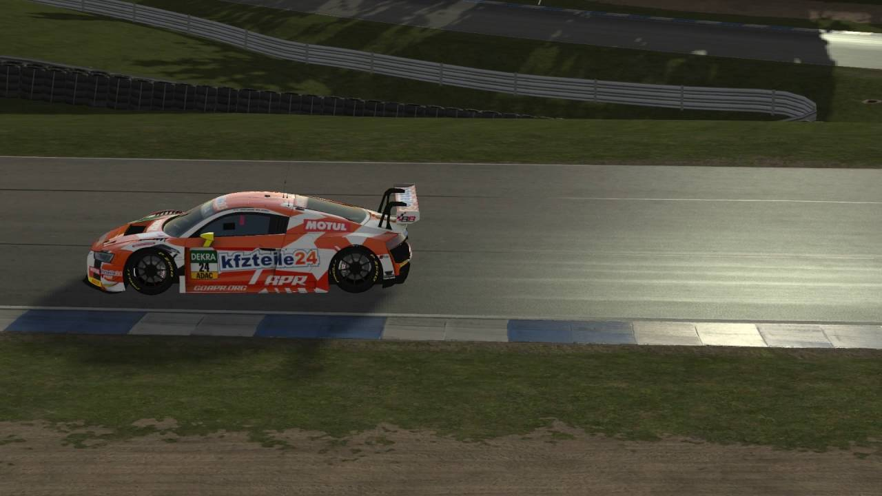 Watch The Audi R8 LMS GT3 for rFactor 2 In Action – VirtualR net