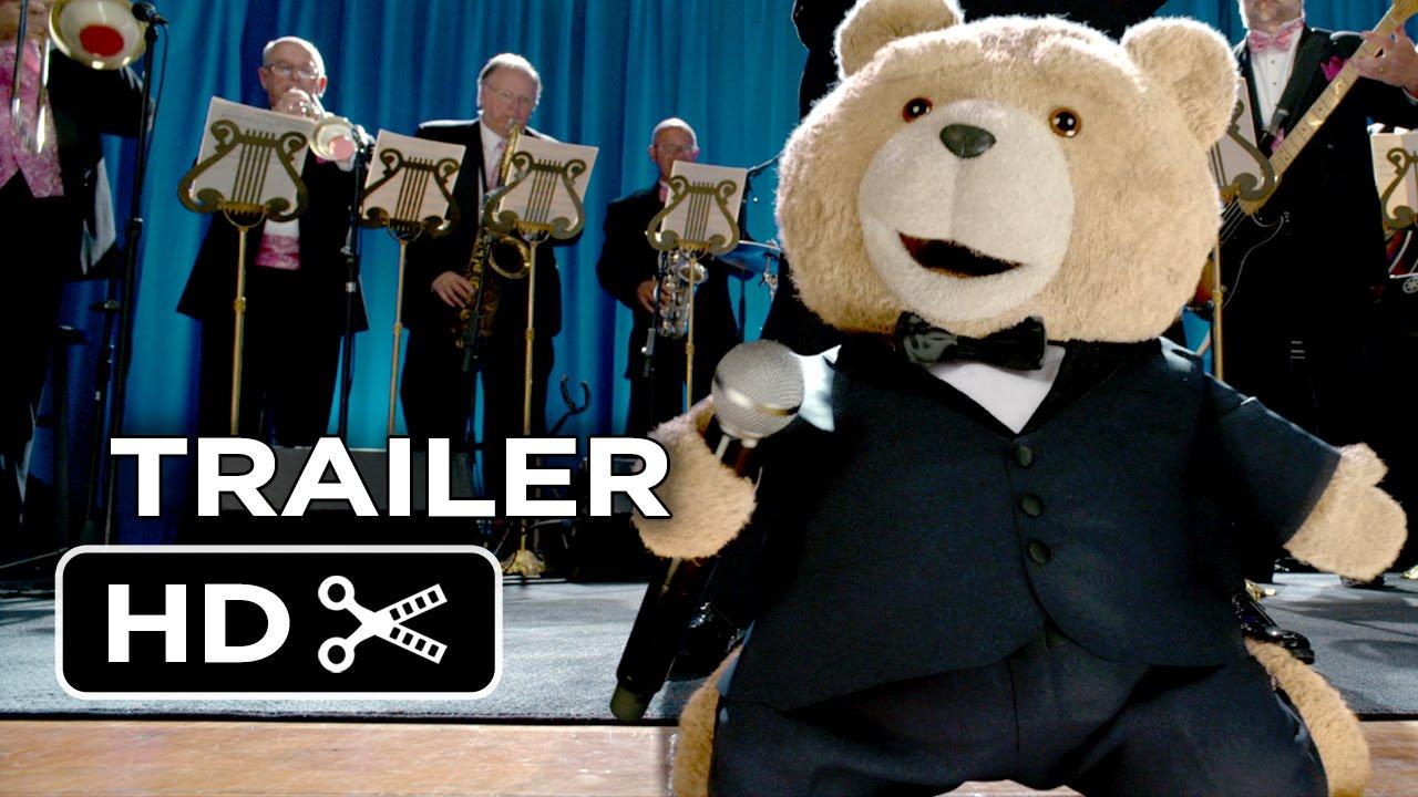 Ted 2 Official Trailer #1 (2015) - Mark Wahlberg, Seth MacFarlane Comedy Sequel HD