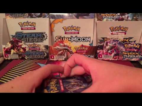 5 Sun and Moon Prize Packs!!