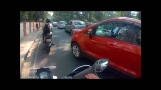 Action Camera test drive Part 1