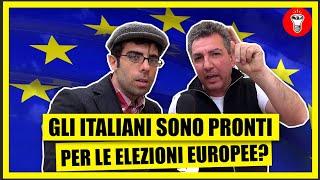 Gli Italiani sono pronti per le Elezioni Europee? - TELO MARE TELO CHIEDO -  theShow