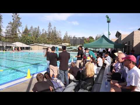 10-8-15 Harker vs Saratoga Varsity Water Polo