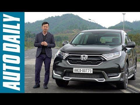 So sánh Honda CR-V thế hệ mới và cũ: Lột xác ngoạn mục |AUTODAILY.VN|