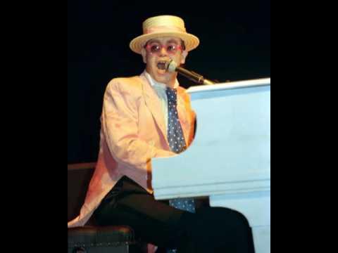 Elton John - Love Song Live Los Angeles 1986