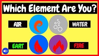 element personality test