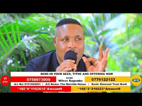 Thursday #LUNCHHOUR Joy to the World With Pastor Michael Kimuli