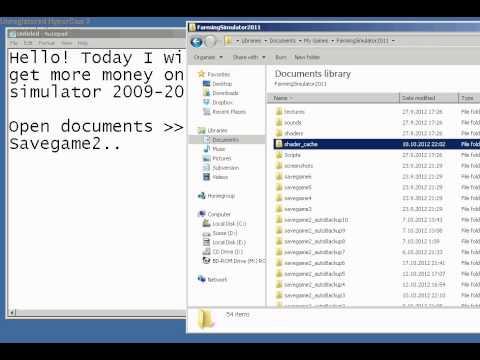 Farming simulator 2009 system requirements videos, cheats, tips.