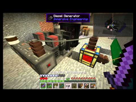 Forgecraft2 S7 E10 Power Generation