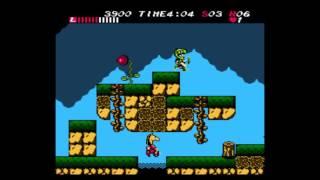 Athena - athena nes gameplay 60 fps - User video