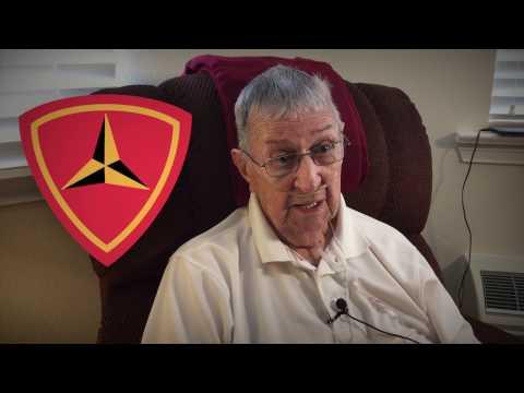 Interview with WWII Veteran - Jack Walker, USMC