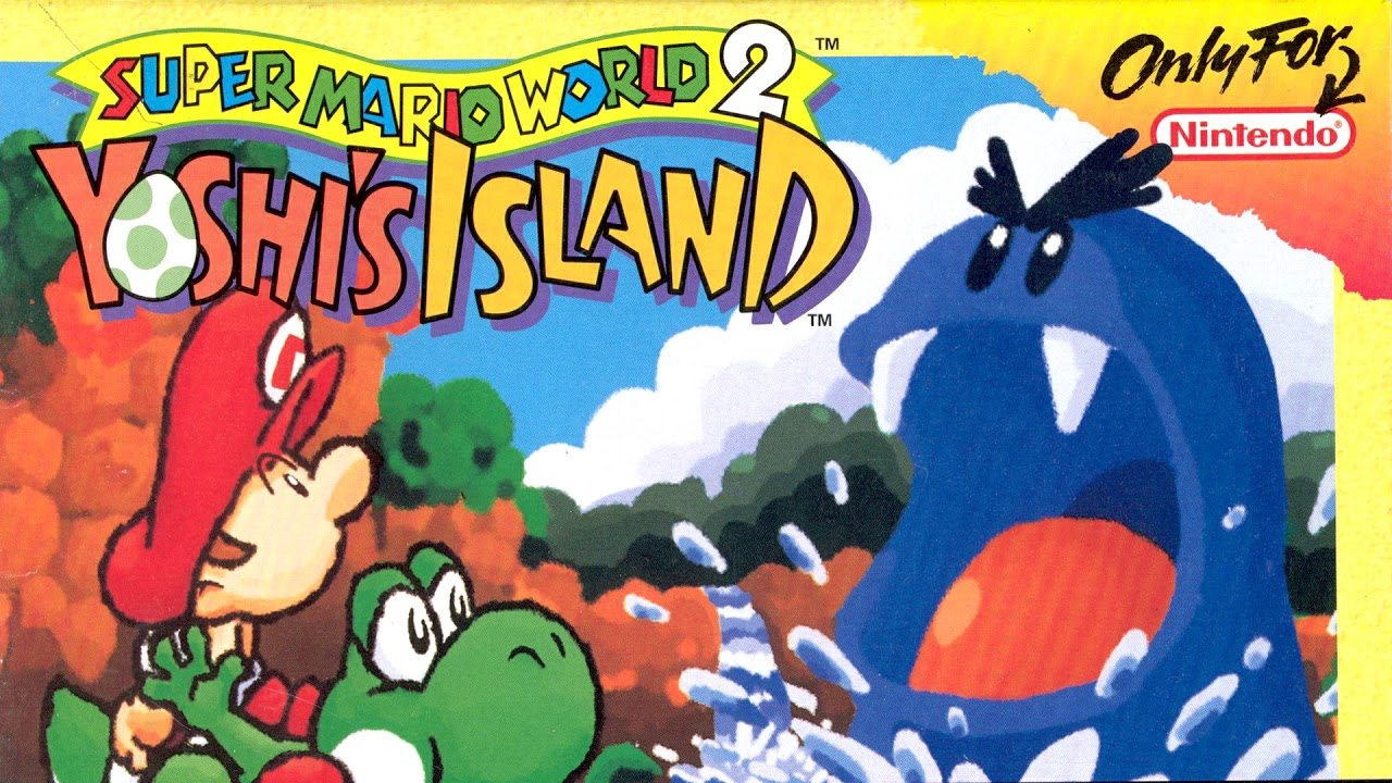 Yoshi's Island - Flower Garden ( Genesis Arrange ) - YouTube