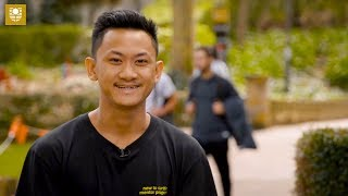 Helping new students settle in to Curtin life | New to Curtin Mentoring Program