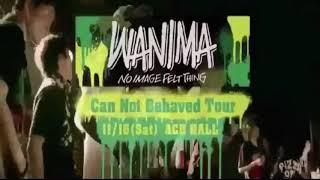 WANIMAの昨日の歌が好きでこれをあげさせてもらいました。とにかくカッ...