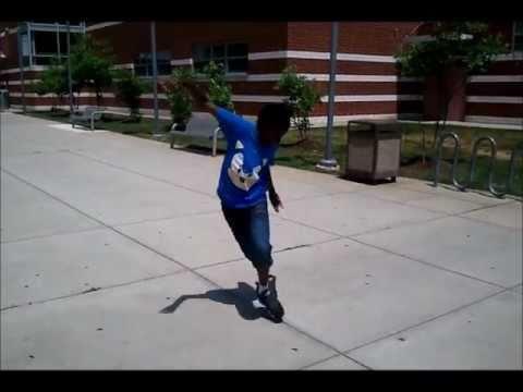 Jerking At Charles Herbert Flowers High School