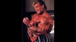 The Bodybuilding Legends Show #24 - Dorian Yates Interview, Part One