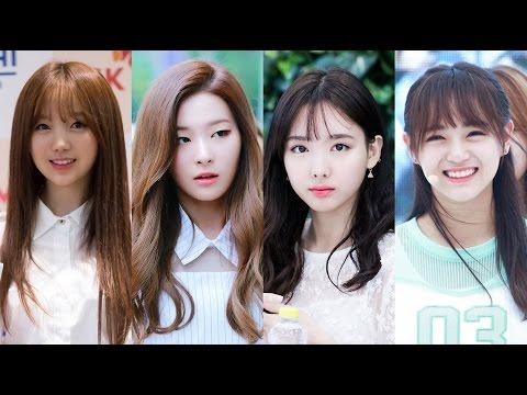 [Top 40] Center/ Face Of Kpop Girlgroup 2017 Official