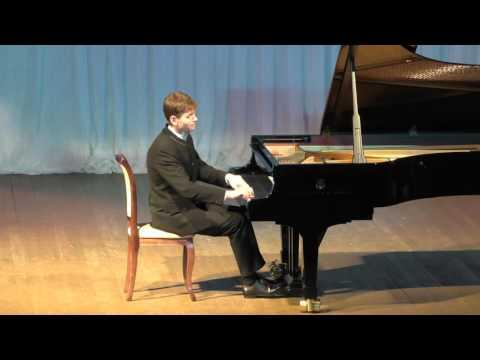 Andrey Gugnin plays Liszt Transcendenal Etudes