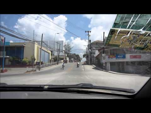 VLOG: STREETS of Tagbilaran City, Bohol - March 9, 2014 - noliechristy