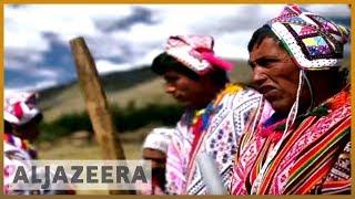earthrise - Peru s Potato Guardians