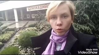 Шоурил для 1 канала. Кристина Мурзина
